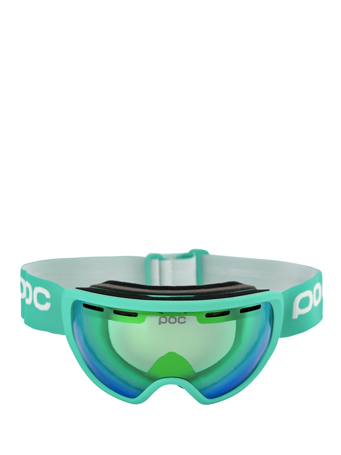 Poc Kids Ski Goggles Fovea Mid For For Boys And For Girls In Grün