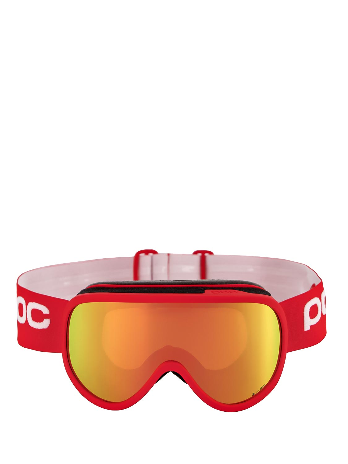 Poc Kids Ski Goggles Retina Clarity For For Boys And For Girls In Red