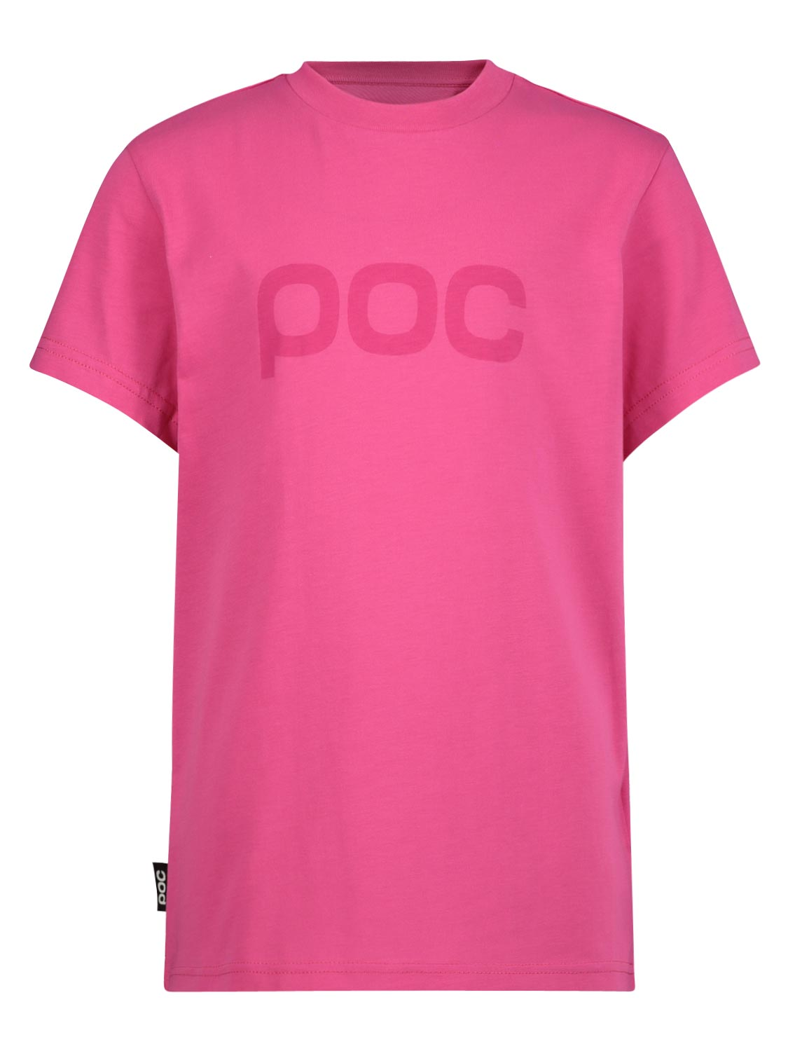 Poc Kids T-shirt For Girls In Pink