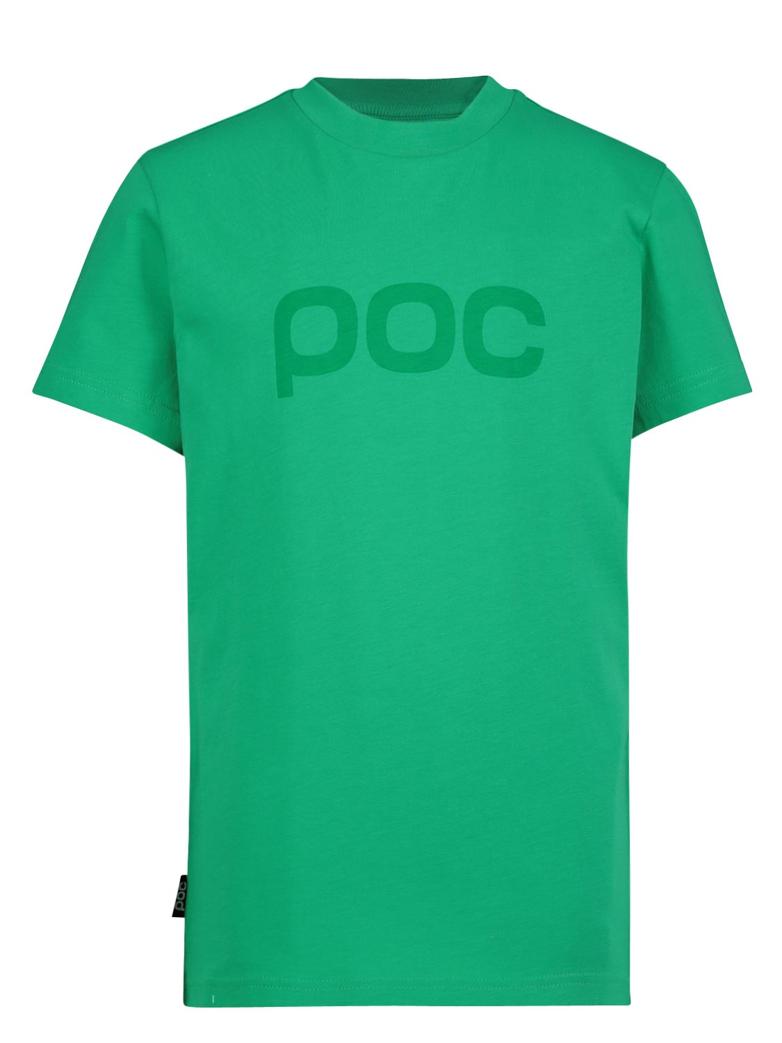 Poc Kids T-shirt For For Boys And For Girls In Green