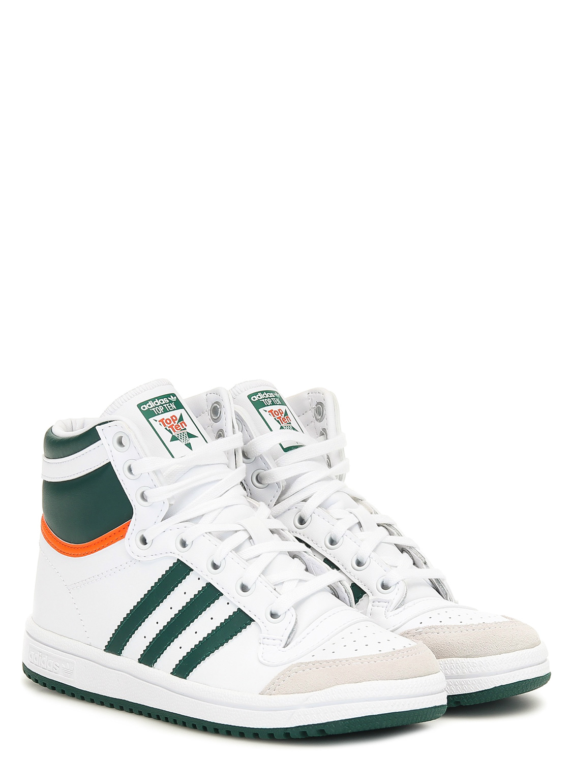 ADIDAS sneakers TOP TEN HI white |