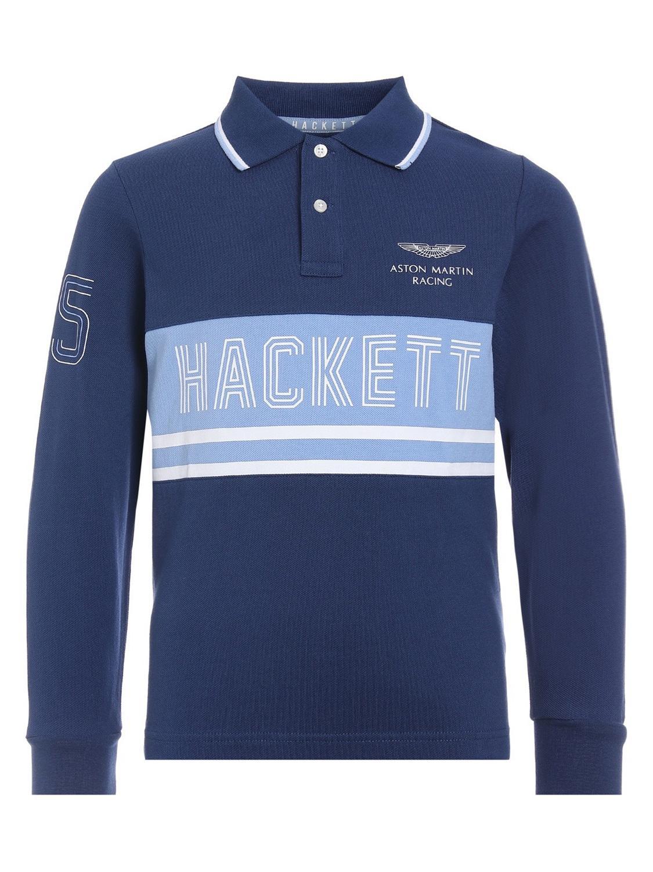 Hackett London Poloshirt Aston Martin Racing Für Jungen Nickis Com