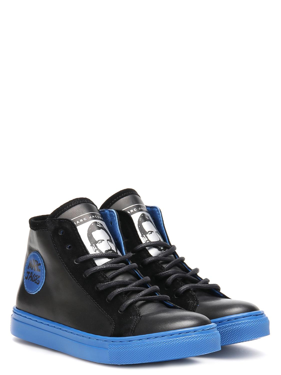 LITTLE MARC JACOBS sneakers black for