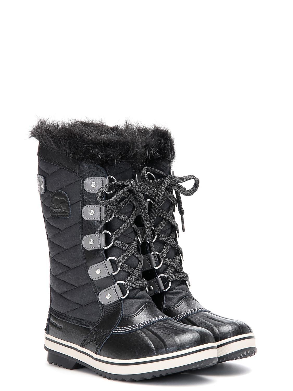 SOREL Boots YOUTH TOFINO II black for girls