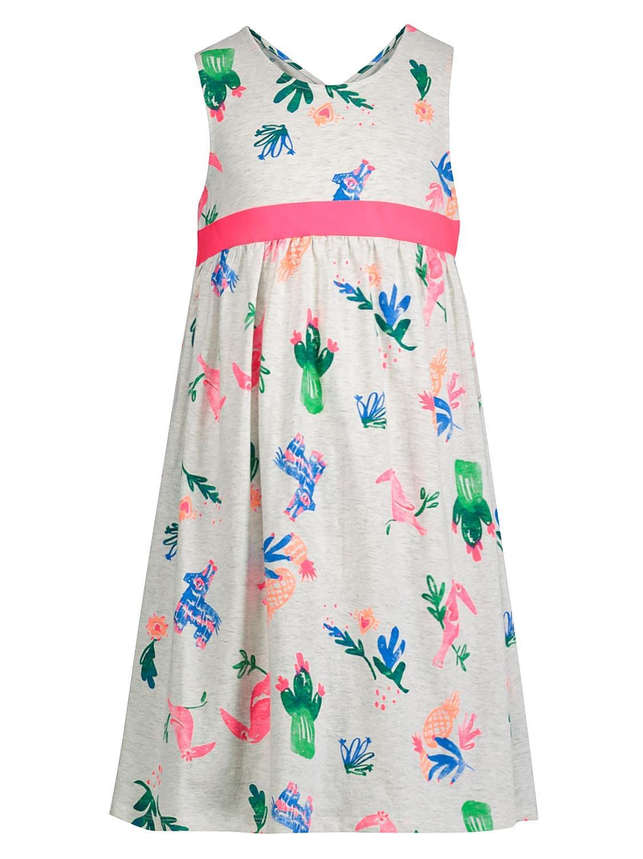 BILLIEBLUSH Kleid grau für Mädchen| NICKIS.com