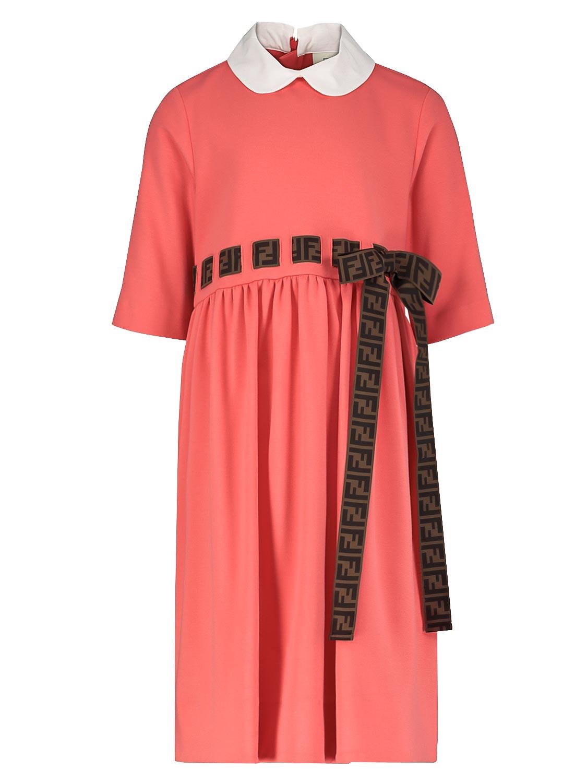 FENDI Kleid pink für Mädchen NICKIS.com