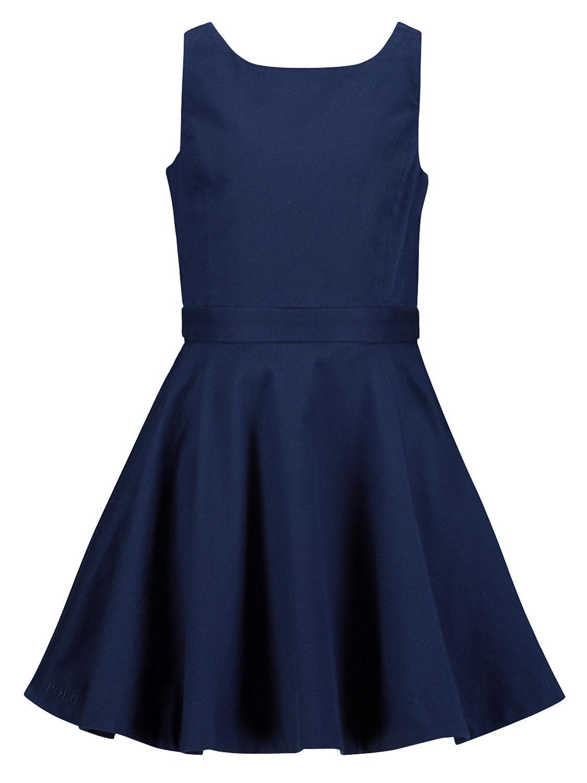 RALPH LAUREN dress blue for girls