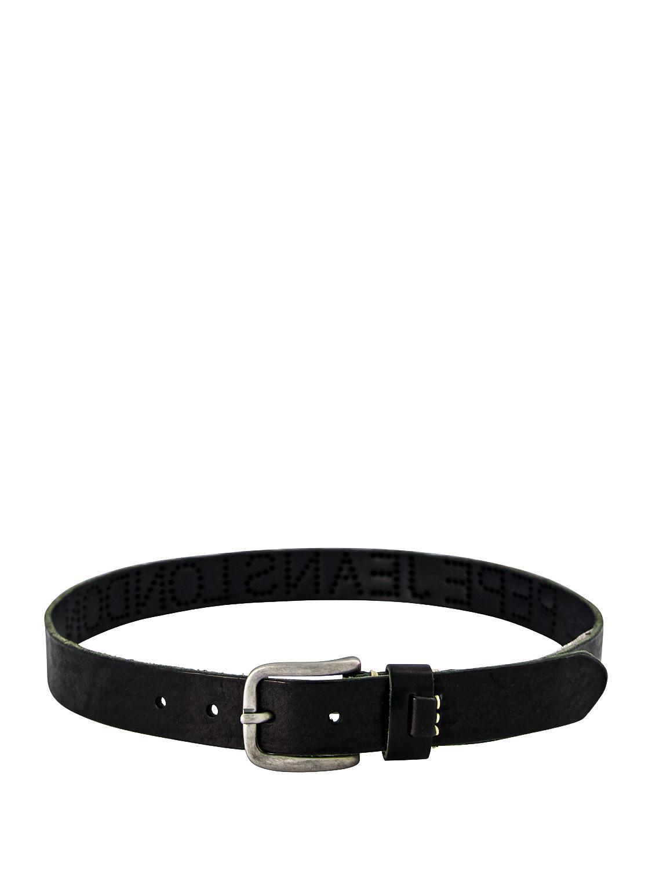 Pepe Jeans Belt Black For Boys Nickis Com