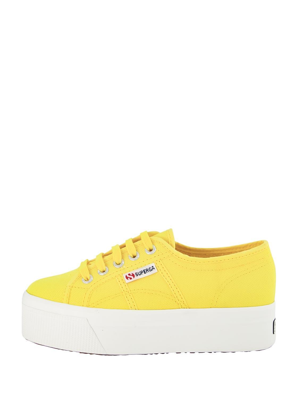 SUPERGA sneakers 2790 yellow   NICKIS.com