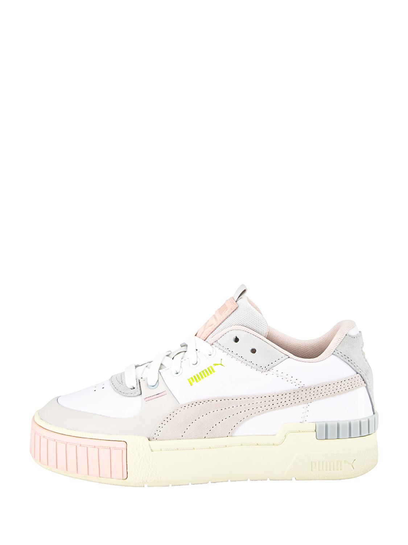 PUMA sneakers Cali Sport Mix Wn's white | NICKIS.com