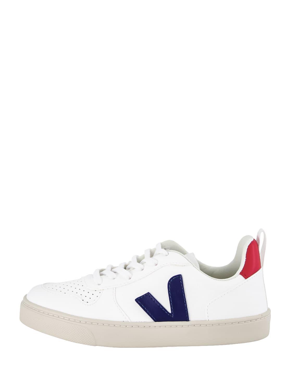 VEJA sneakers V-10-LACES white   NICKIS.com