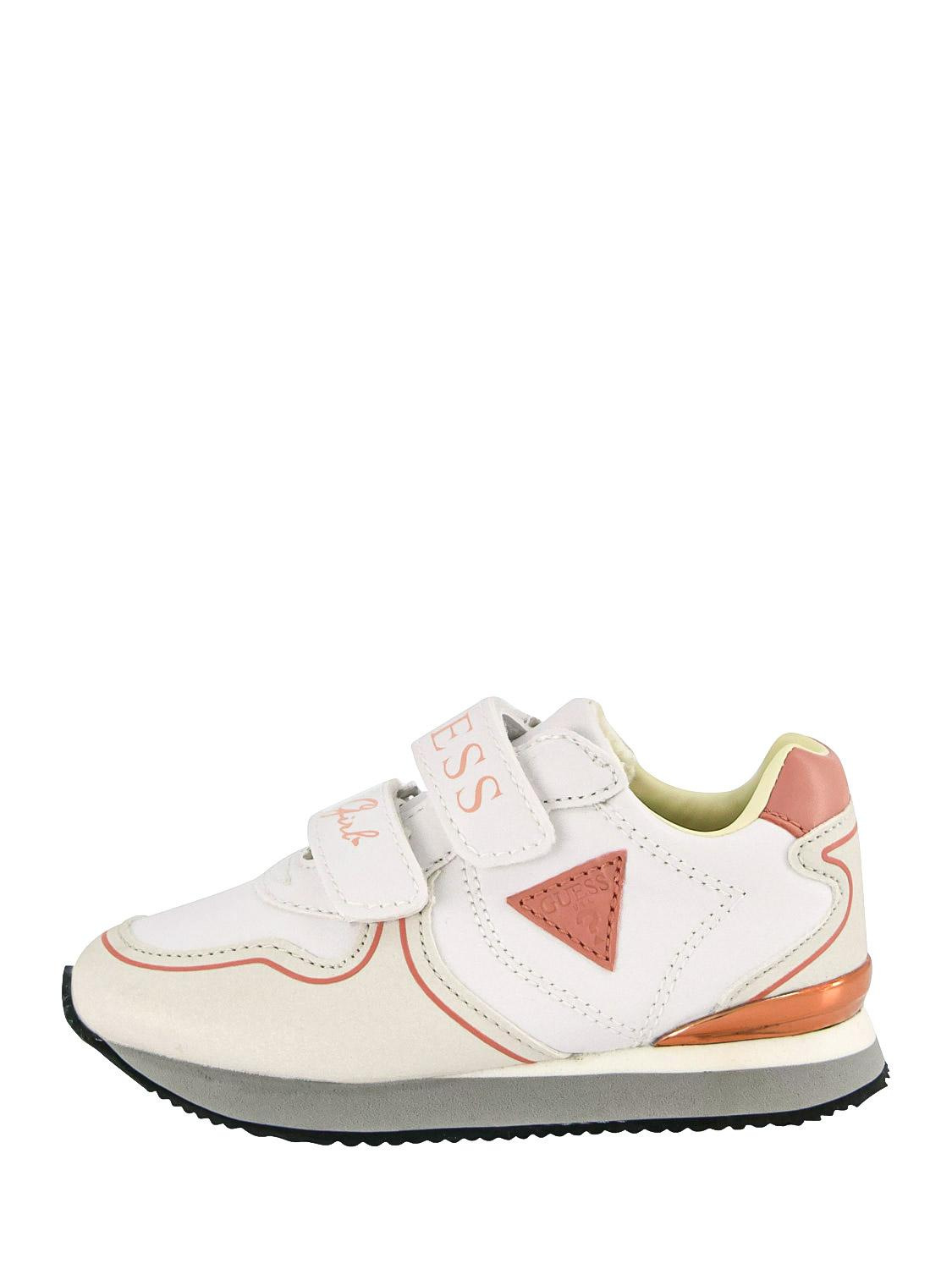 GUESS sneakers white for girls| NICKIS.com
