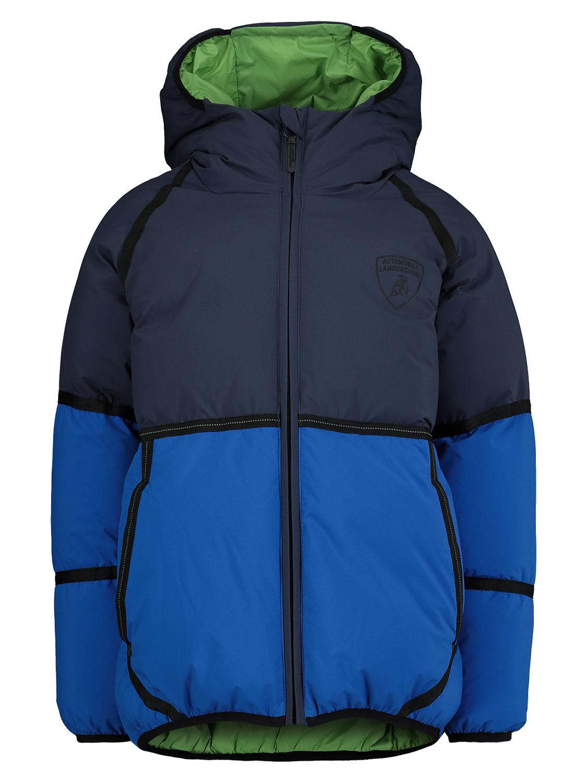 Automobili Lamborghini Kidswear jas voor jongens