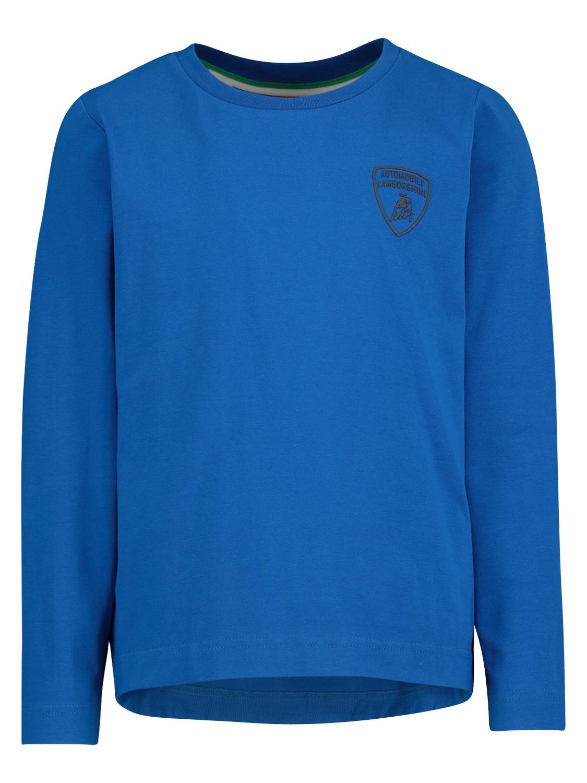 Automobili Lamborghini Kidswear shirt met lange mouwen voor jongens