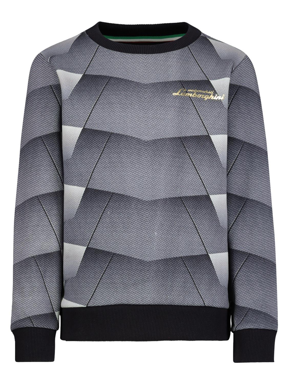 Automobili Lamborghini Kidswear sweatshirt voor jongens