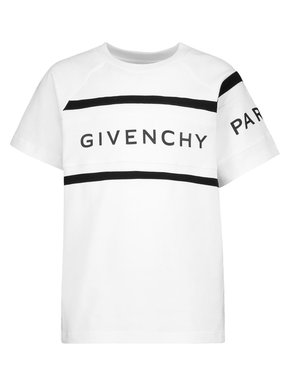 GIVENCHY T Shirt weiß für Jungen  NICKIS.com
