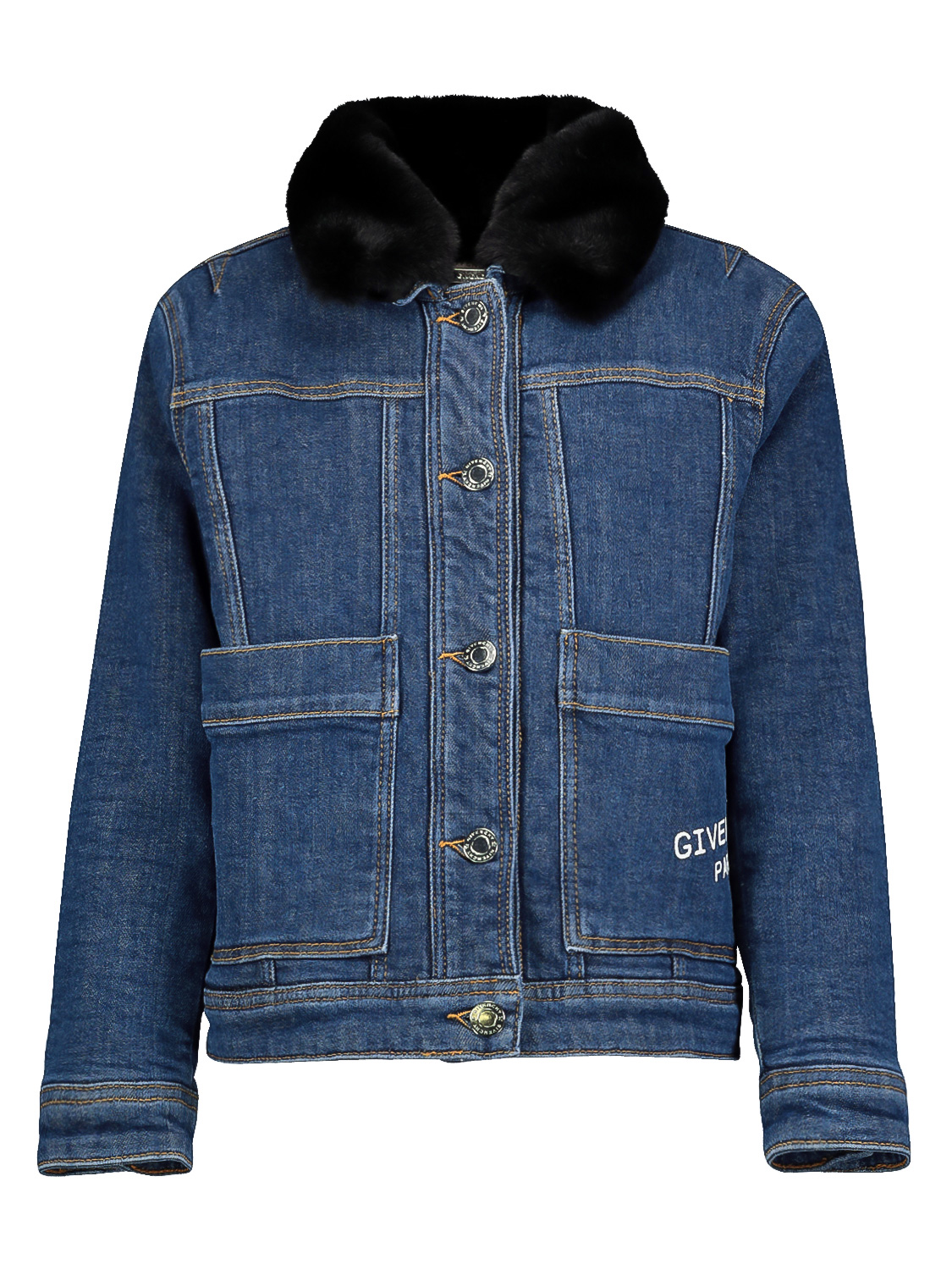 GIVENCHY KIDS JACKET FOR GIRLS