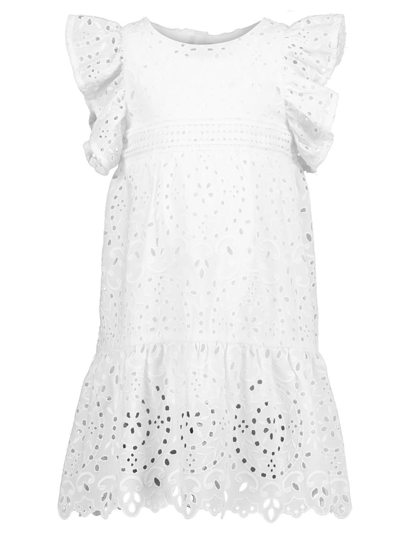 IVY & OAK Kleid weiß für Mädchen| NICKIS.com