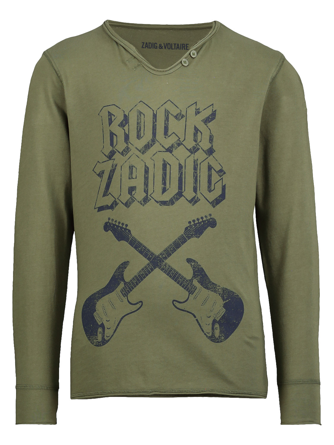 Zadig & Voltaire KIDS LONG-SLEEVE FOR BOYS