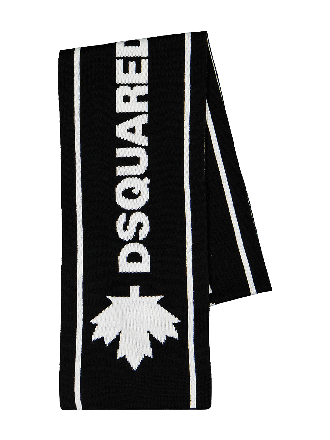 Dsquared2 KIDS SCARF FOR FOR BOYS AND FOR GIRLS