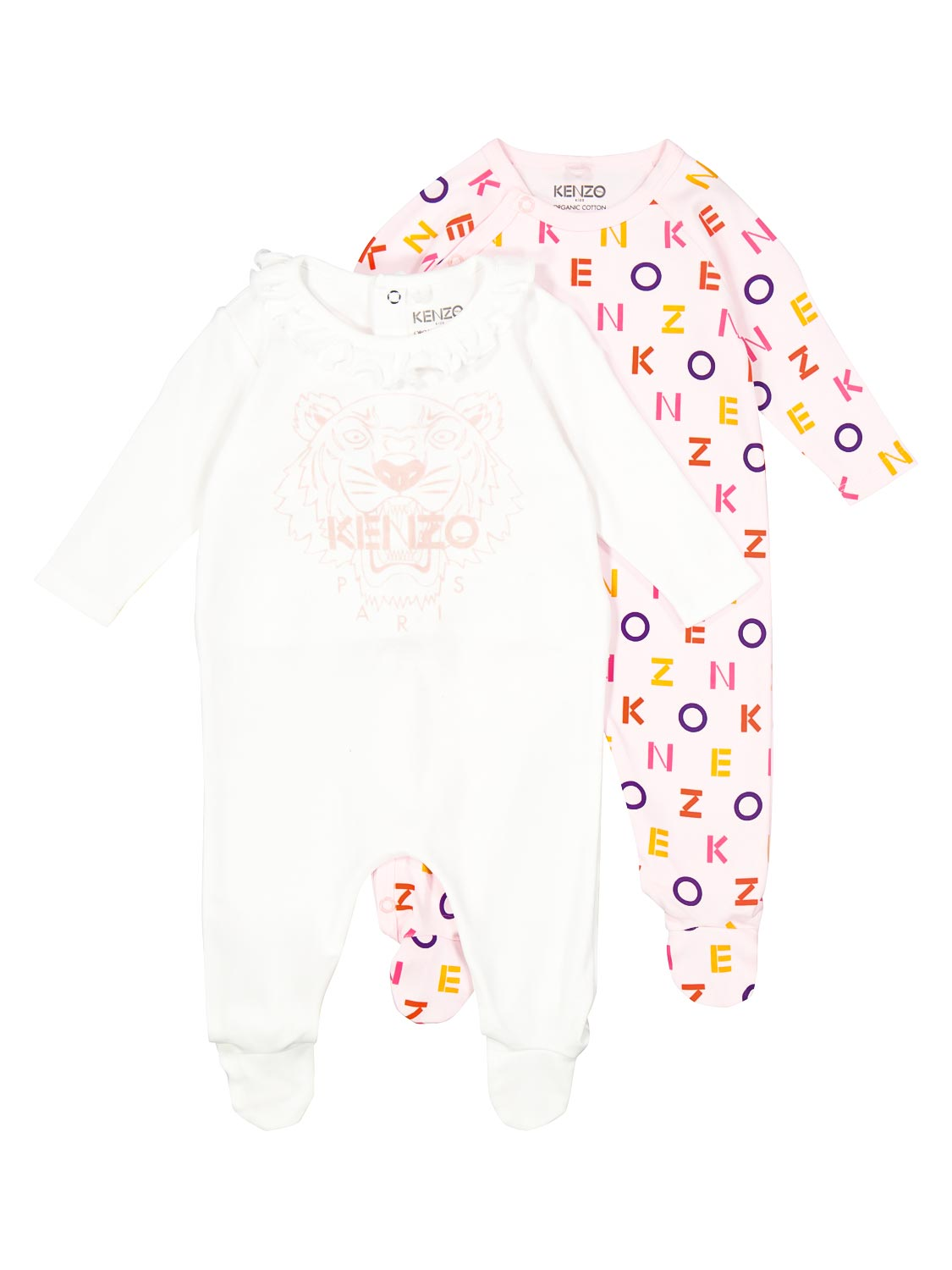 Kenzo Clothing KIDS BABYGROW GIFT FOR GIRLS