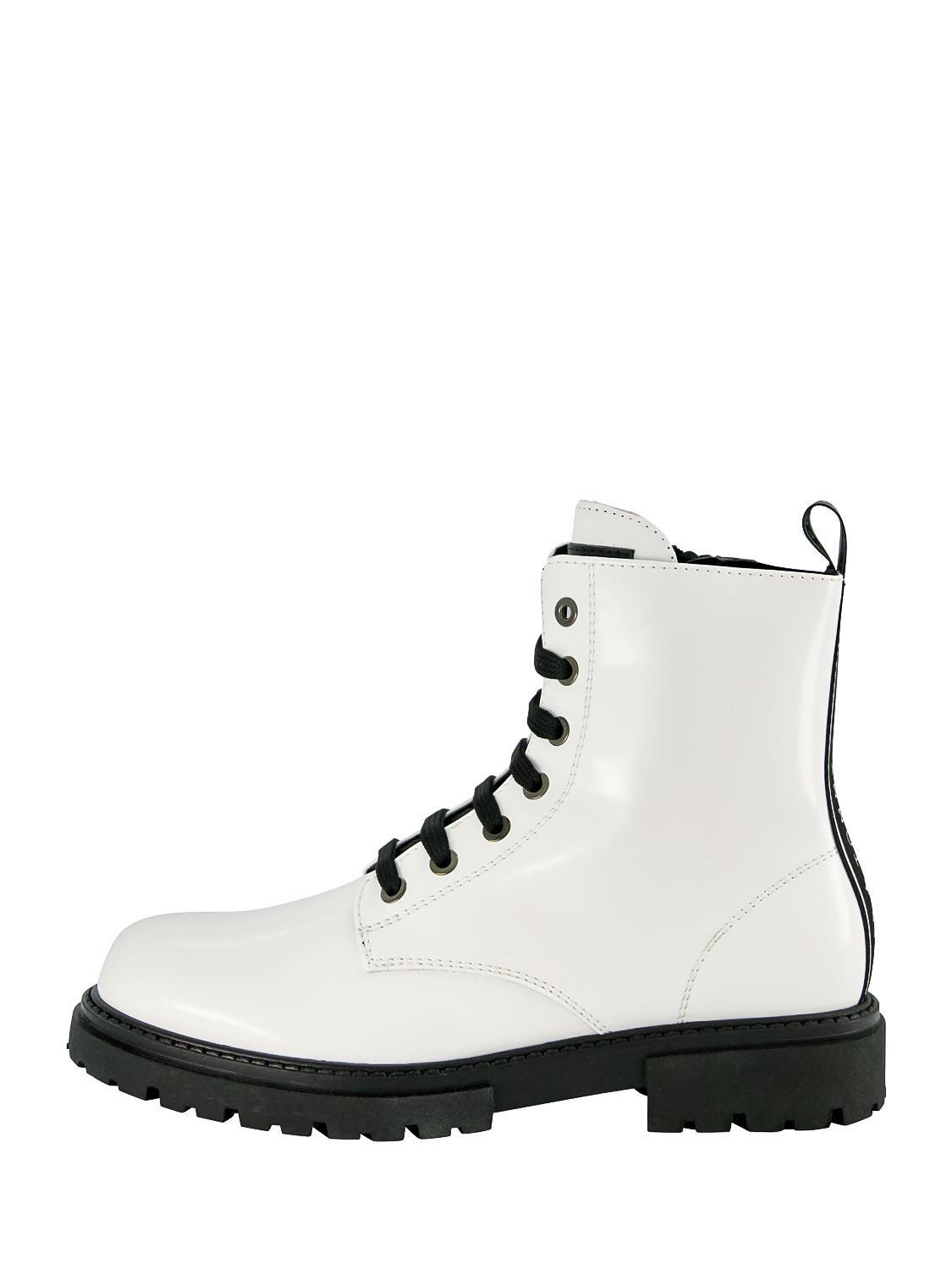 TOMMY HILFIGER Boots white for girls