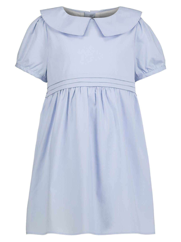 ivy & oak kleid blau für mädchen