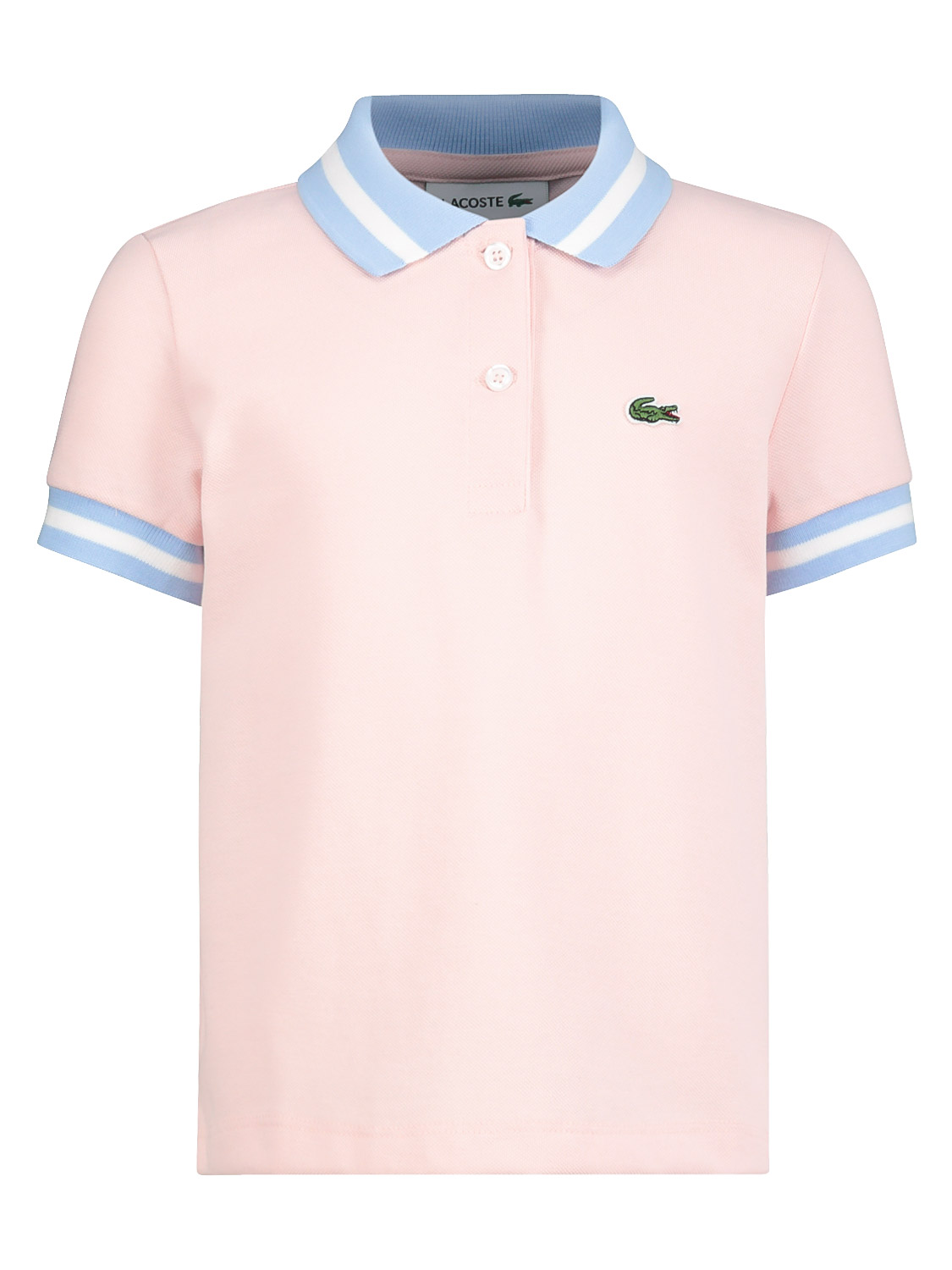 Lacoste Cottons KIDS POLO SHIRT FOR GIRLS