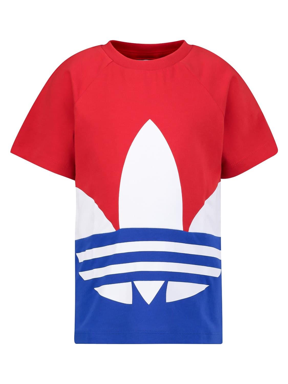 adidas t-shirt voor jongens