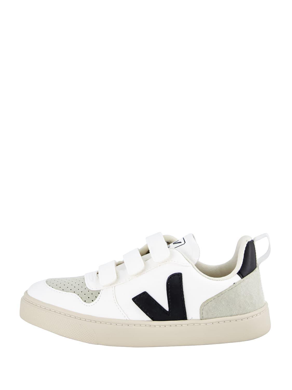 VEJA sneakers V-10-VELCRO white