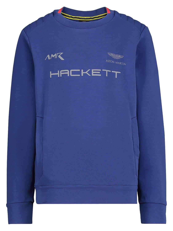 Hackett London Sweatshirt Aston Martin Racing For Boys Nickis Com