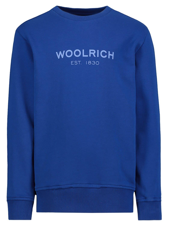 Woolrich KIDS SWEATSHIRT FOR BOYS