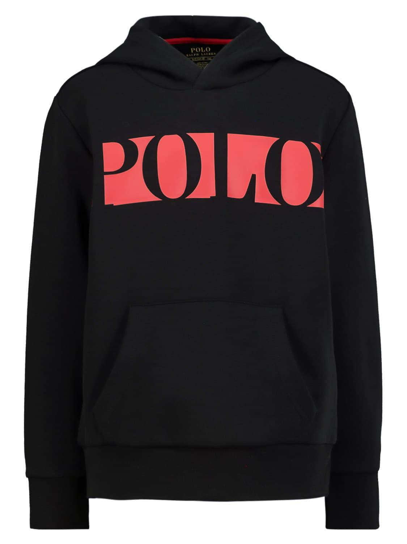 Polo Ralph Lauren Cottons KIDS HOODIE FOR BOYS