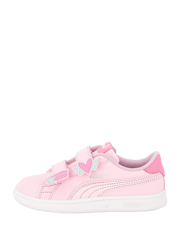 PUMA sneakers Puma Smash v2 Unicorn V Inf pink for girls| NICKIS.com