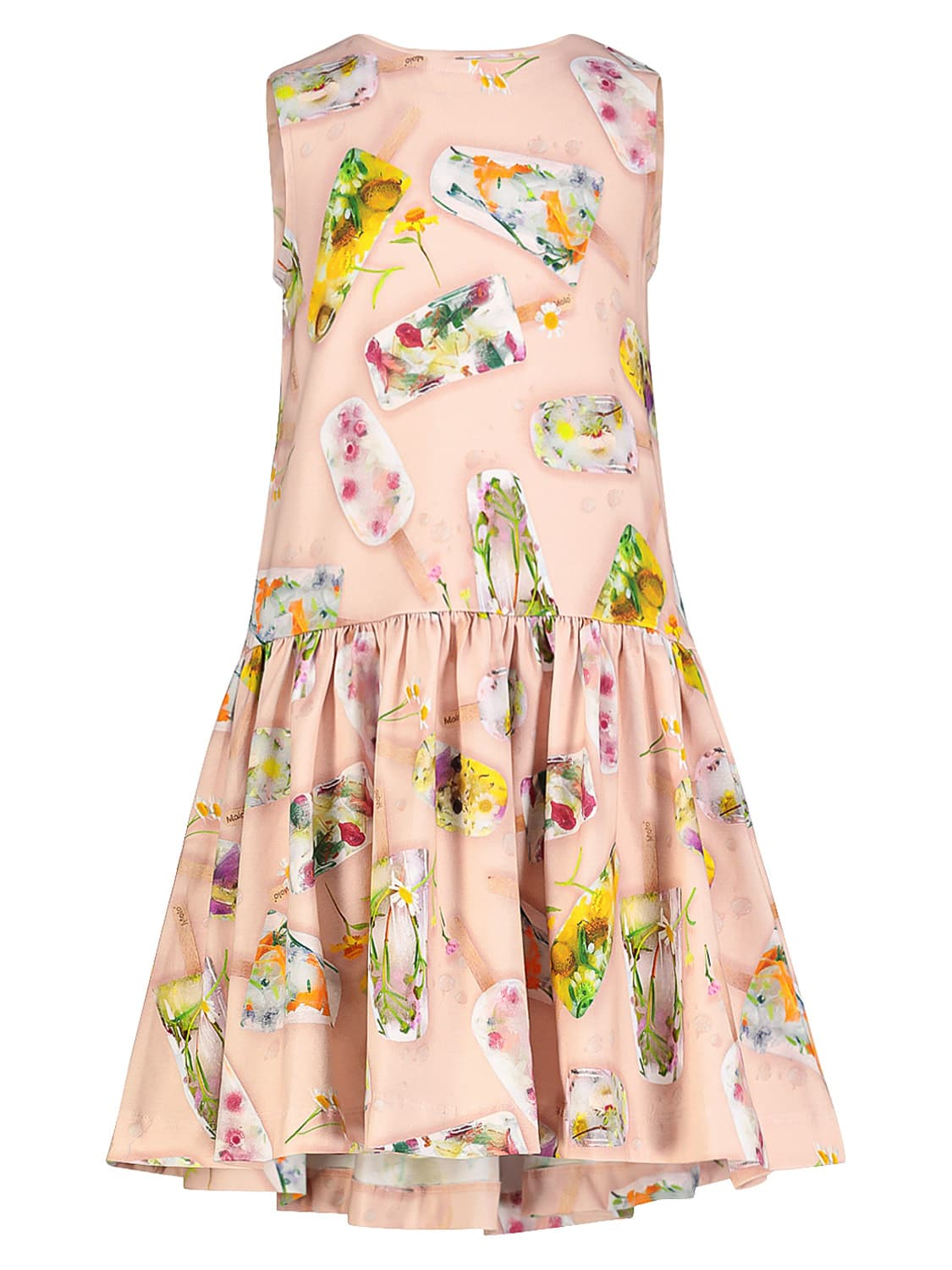 Molo Cottons KIDS DRESS CANDECE FOR GIRLS