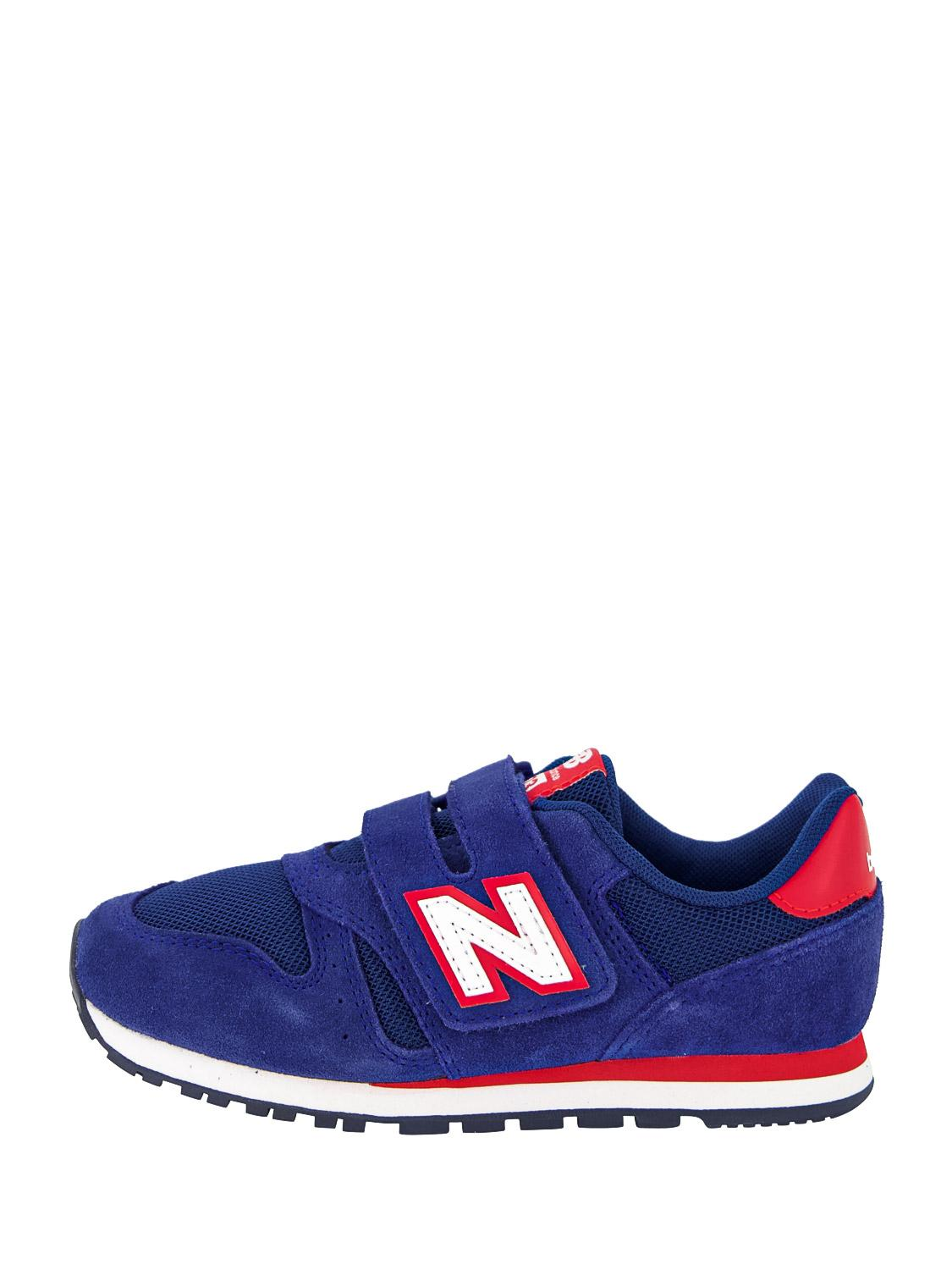 NEW BALANCE sneakers 373 blue for boys