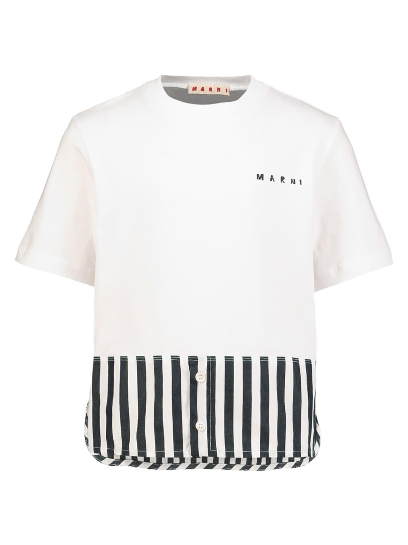 Marni T-shirts KIDS T-SHIRT FOR GIRLS