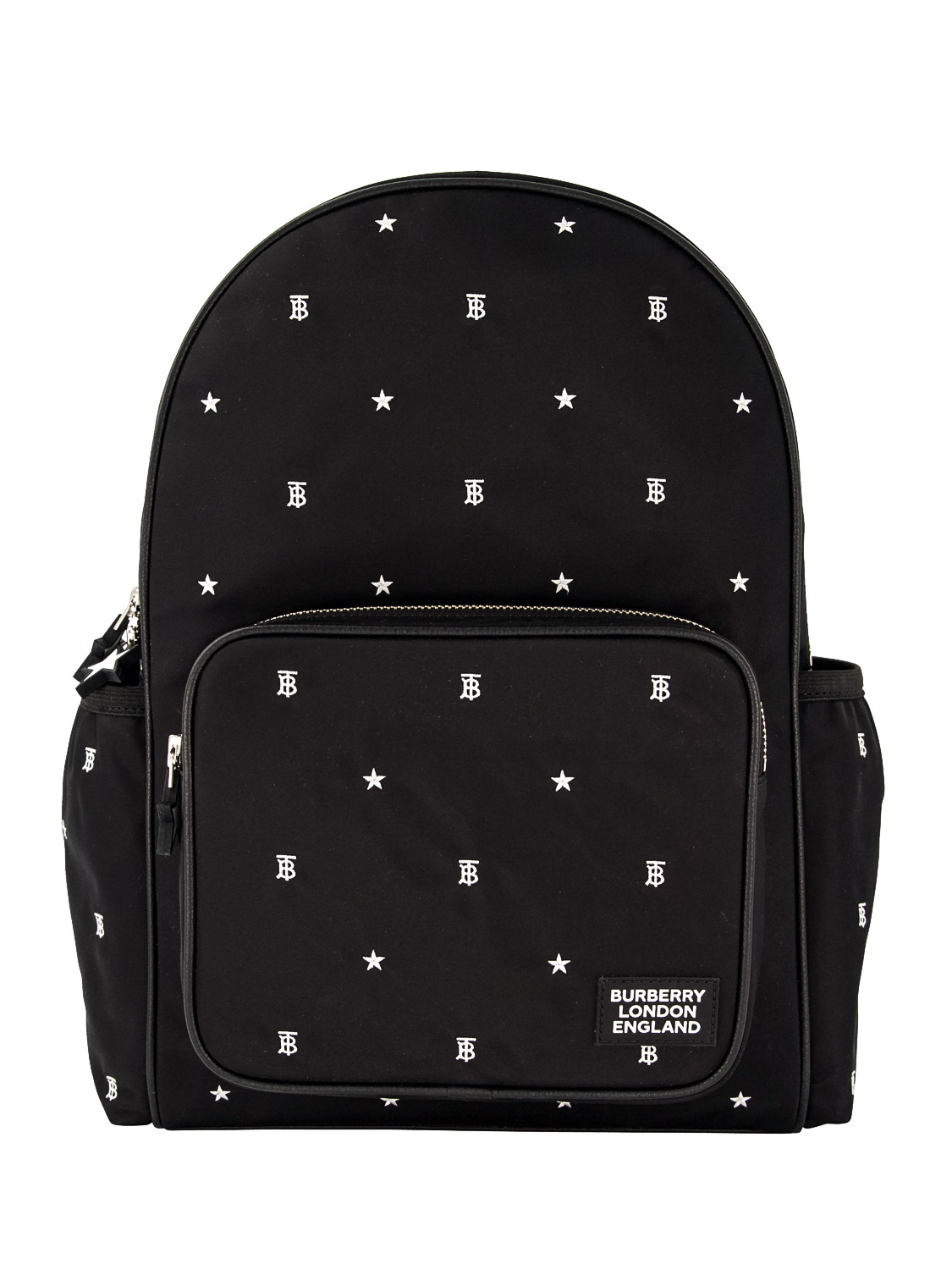 Burberry Kids Backpack For For Boys And For Girls In Black