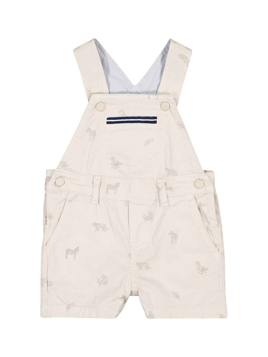Mayoral Cottons KIDS DUNGAREE FOR BOYS
