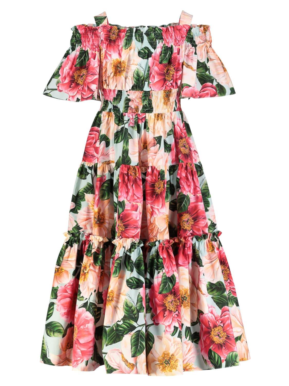 Dolce & Gabbana KIDS DRESS FOR GIRLS