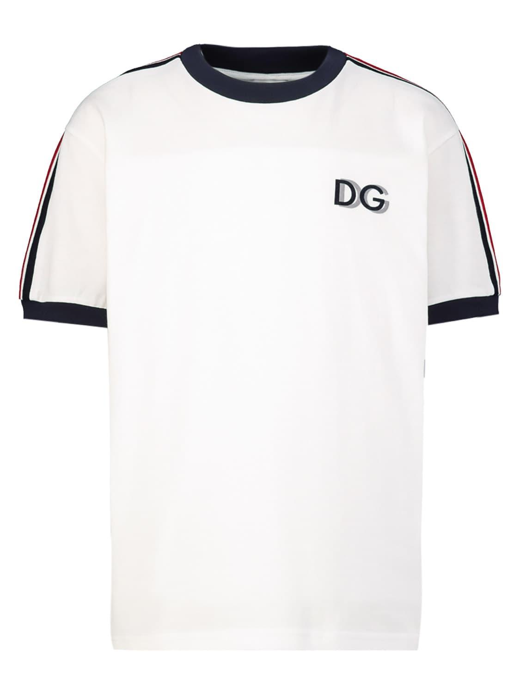 Dolce & Gabbana KIDS T-SHIRT FOR BOYS