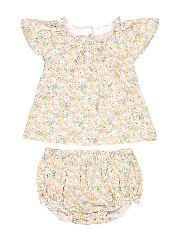 Bonpoint KIDS CLOTHING SET BLOOMING ROMANCE FOR GIRLS