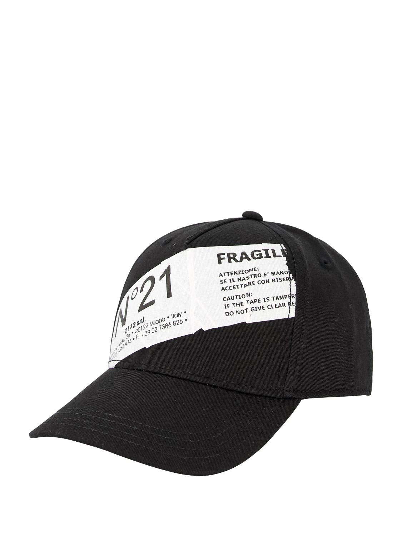 N°21 Caps KIDS CAP FOR BOYS