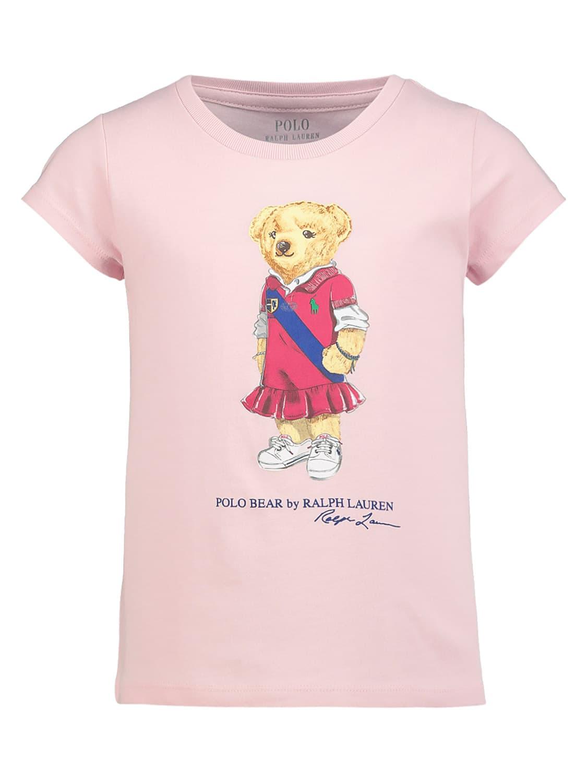 Polo Ralph Lauren Cottons KIDS T-SHIRT FOR GIRLS