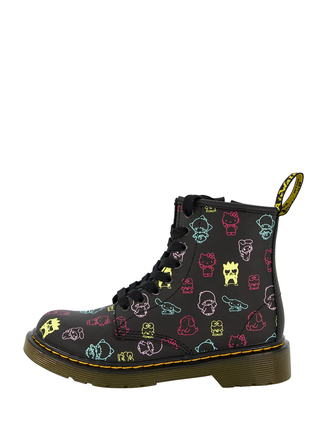 Dr. Martens KIDS BOOTS 1460 DR. MARTENS X HELLO KITTY AND...