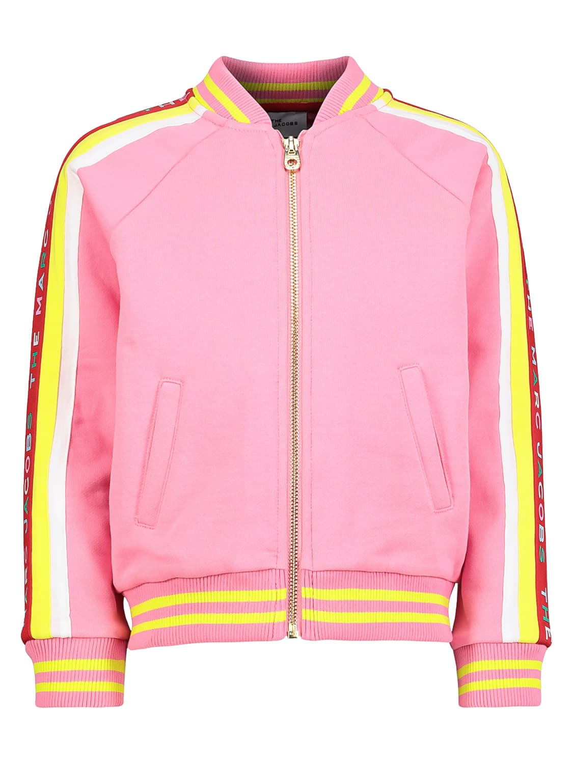 The Marc Jacobs Jackets KIDS SWEAT JACKET FOR GIRLS