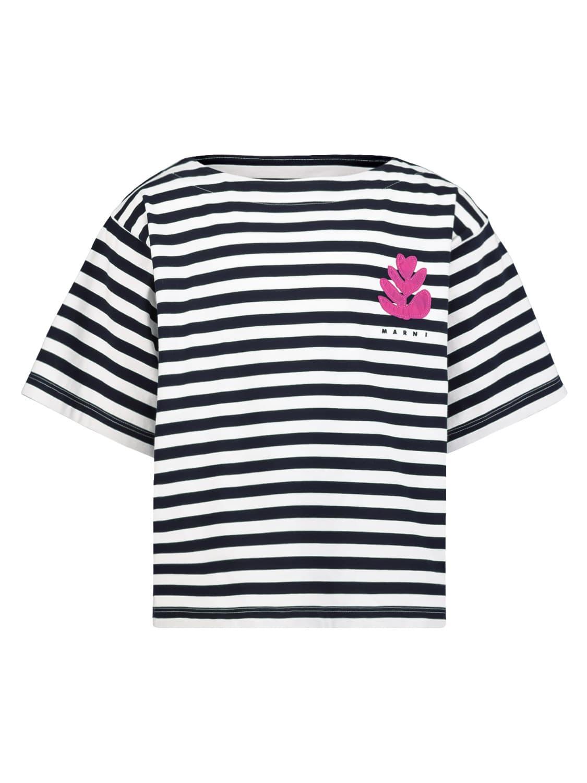 Marni Cottons KIDS T-SHIRT FOR GIRLS