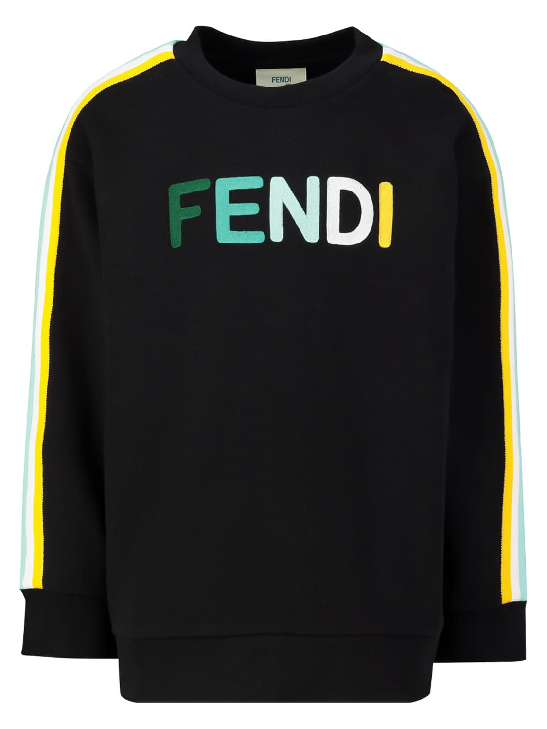 Fendi Cottons KIDS SWEATSHIRT FOR FOR BOYS AND FOR GIRLS