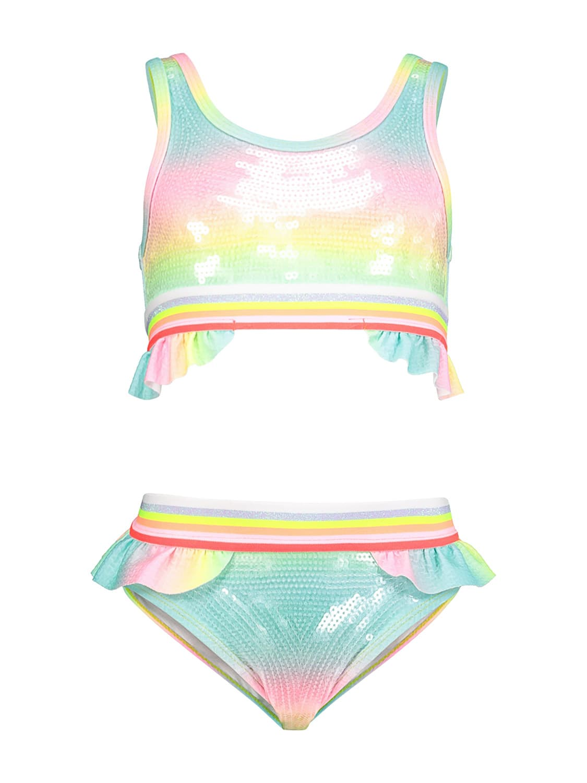 Billieblush Bikinis KIDS BIKINI FOR GIRLS