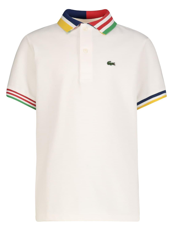 Lacoste Shirts KIDS POLO SHIRT FOR BOYS